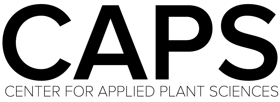 Center for Applied Plant Sciences logo